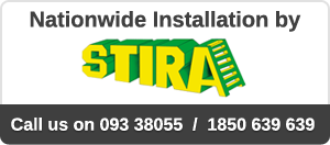 Nationwide Installation by Stira